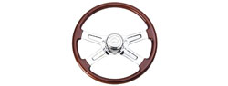 Steering Wheel | Mack | 4 Spoke