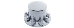 Rear top hat hub cover | 33mm